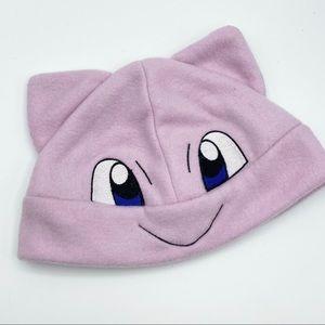 Pokémon Mew Fleece Hat